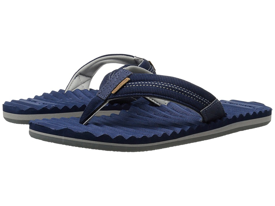 Freewaters - Scamp (Navy/Dark Grey) Men's Sandals