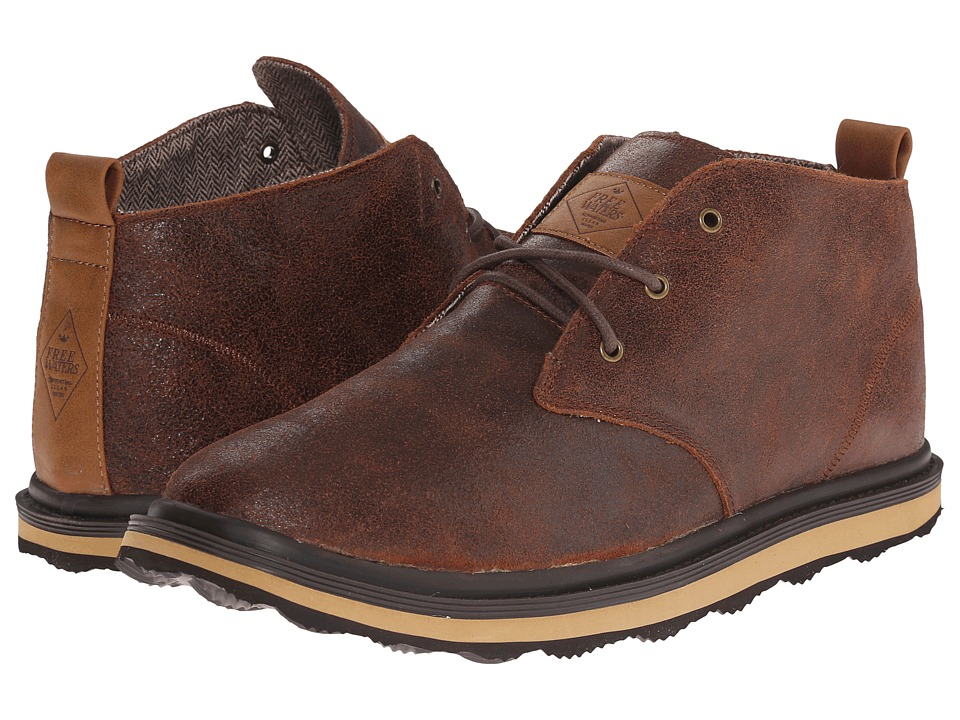 Freewaters - Kent (Brown) Men's Shoes