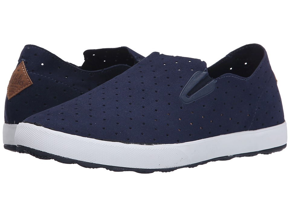 Freewaters - Sky Slip-On (Navy) Men's Shoes