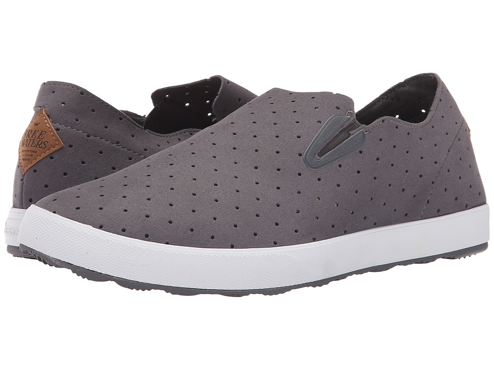 Freewaters - Sky Slip-On (Grey) Men's Shoes