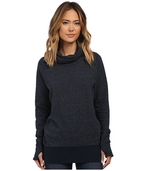 Bench - Motif Pullover Sweater (Total Eclipse Marl) Women's Sweater