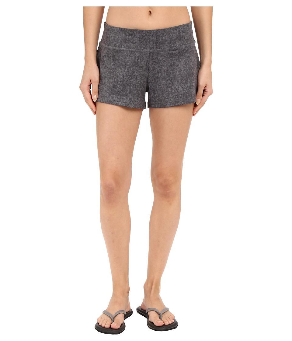 Spyder - Tylson Shorts (Image Grey Washed Print) Women's Shorts