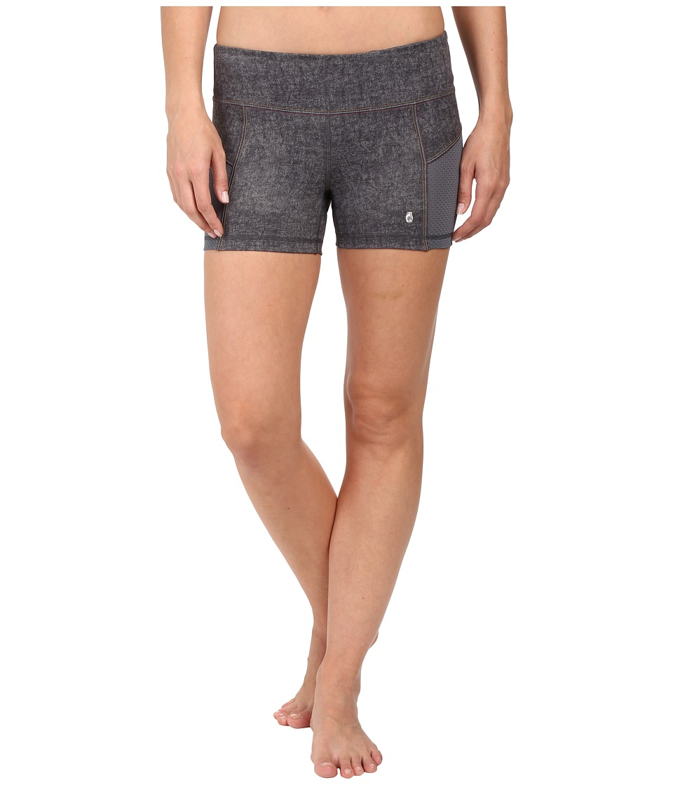 Spyder - Obsess Shorts (Image Grey Washed Print/Multi) Women's Shorts