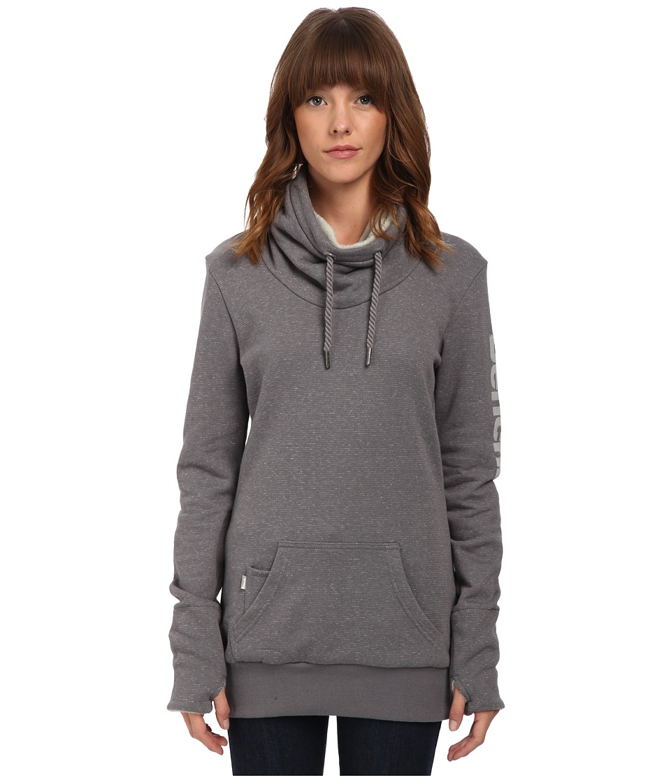 Bench - Junction Overhead Sweater (Smoked Pearl Marl) Women's Sweater