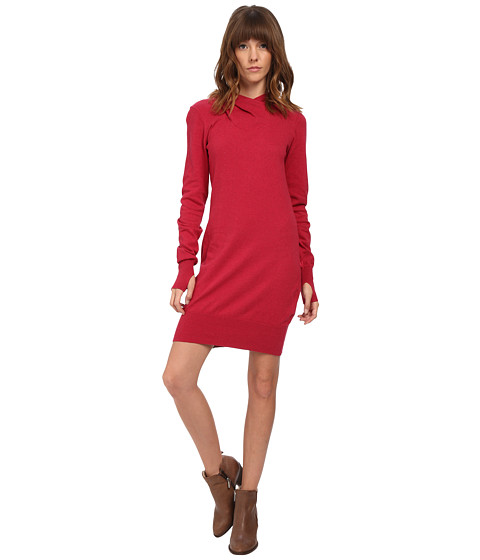 Bench - Up And Coming Dress (Red Bud Marl) Women