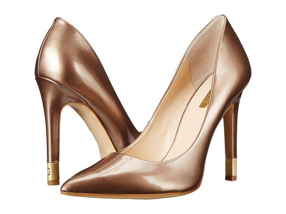 GUESS - Babbitta 2 (Champagne Patent) High Heels