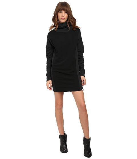 Bench - Indispensable Dress (Jet Black) Women
