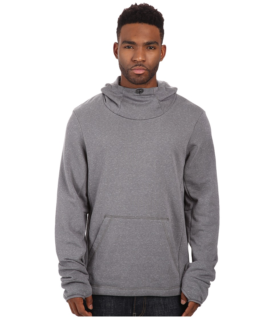Bench - Gatherer B Hoodie (Smoked Pearl Marl) Men's Sweatshirt