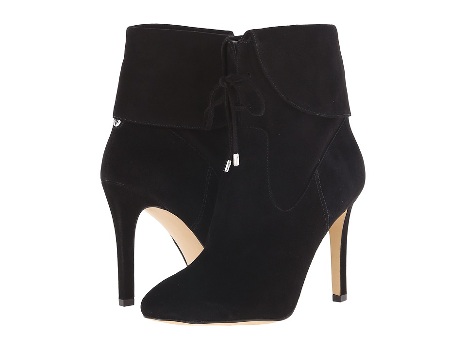 GUESS - Declan (Black Suede) Women