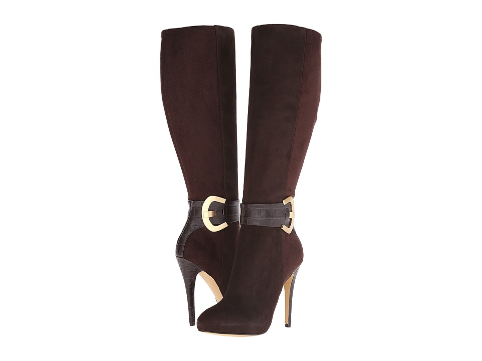GUESS - Saffron (Brown Suede) Women