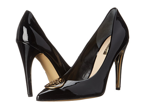 GUESS - Bohemia (Black Patent) High Heels