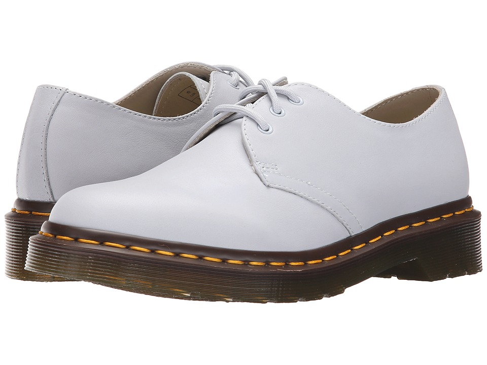 Dr. Martens 1461 3-Eyelet Shoe (Blue Moon Virginia) Women