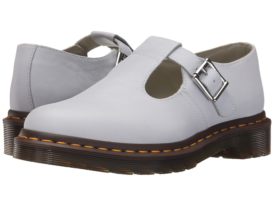 Dr. Martens Polley T-Bar Mary Jane (Blue Moon Virginia) Women
