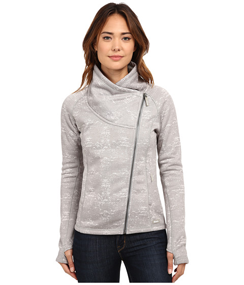 Bench - Definite Short Funnel (Neutral Grey) Women