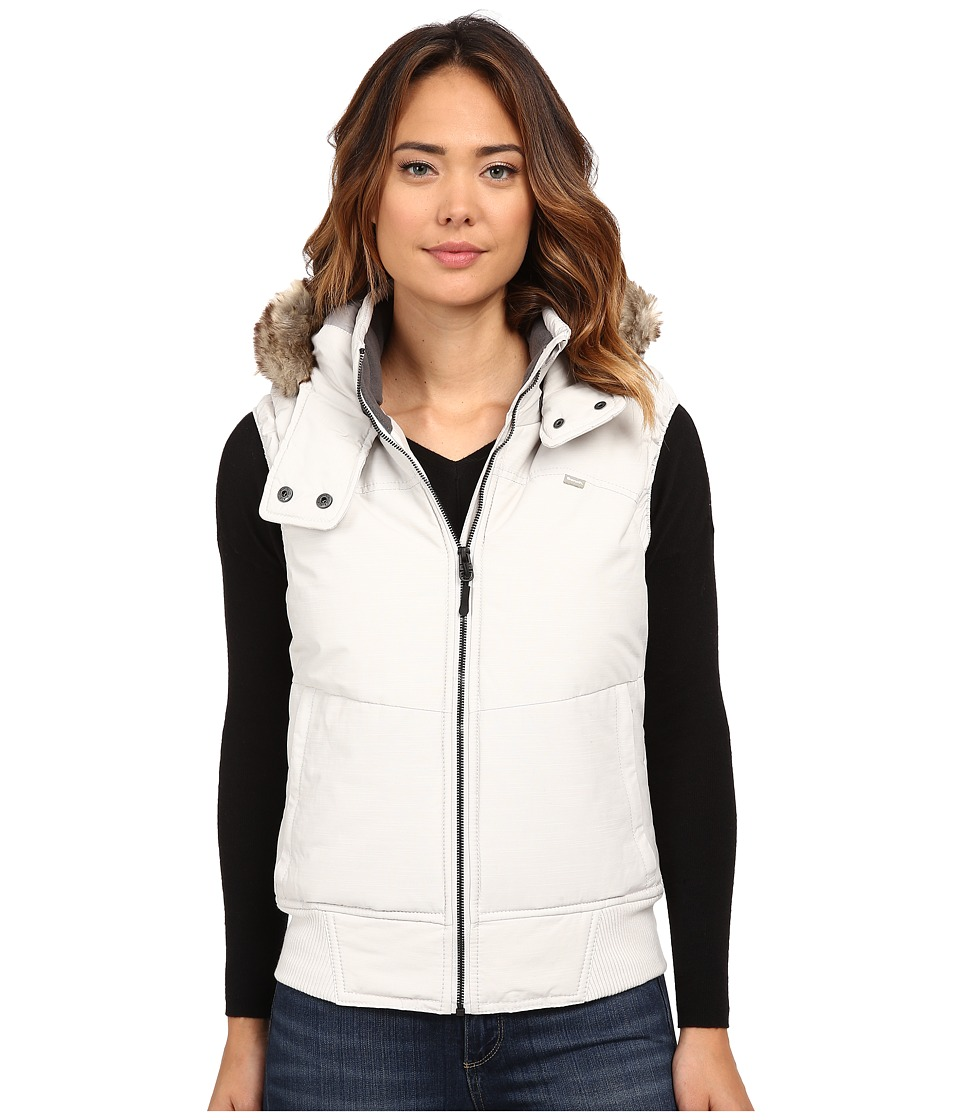 Bench - Push Broom B Gilet Jacket (Vapor Blue) Women