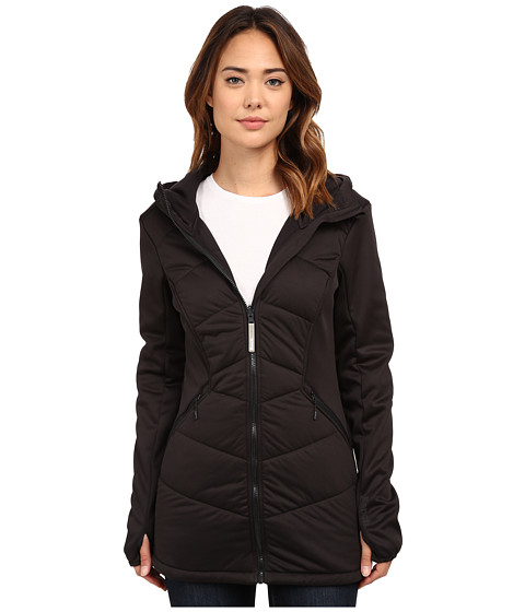Bench - Copy And Paste Jacket (Jet Black) Women