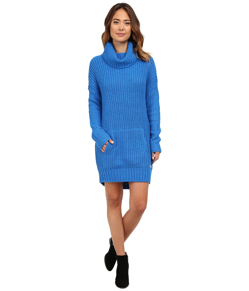 Bench - Upbeat Dress (Directoire Blue Marl) Women's Dress