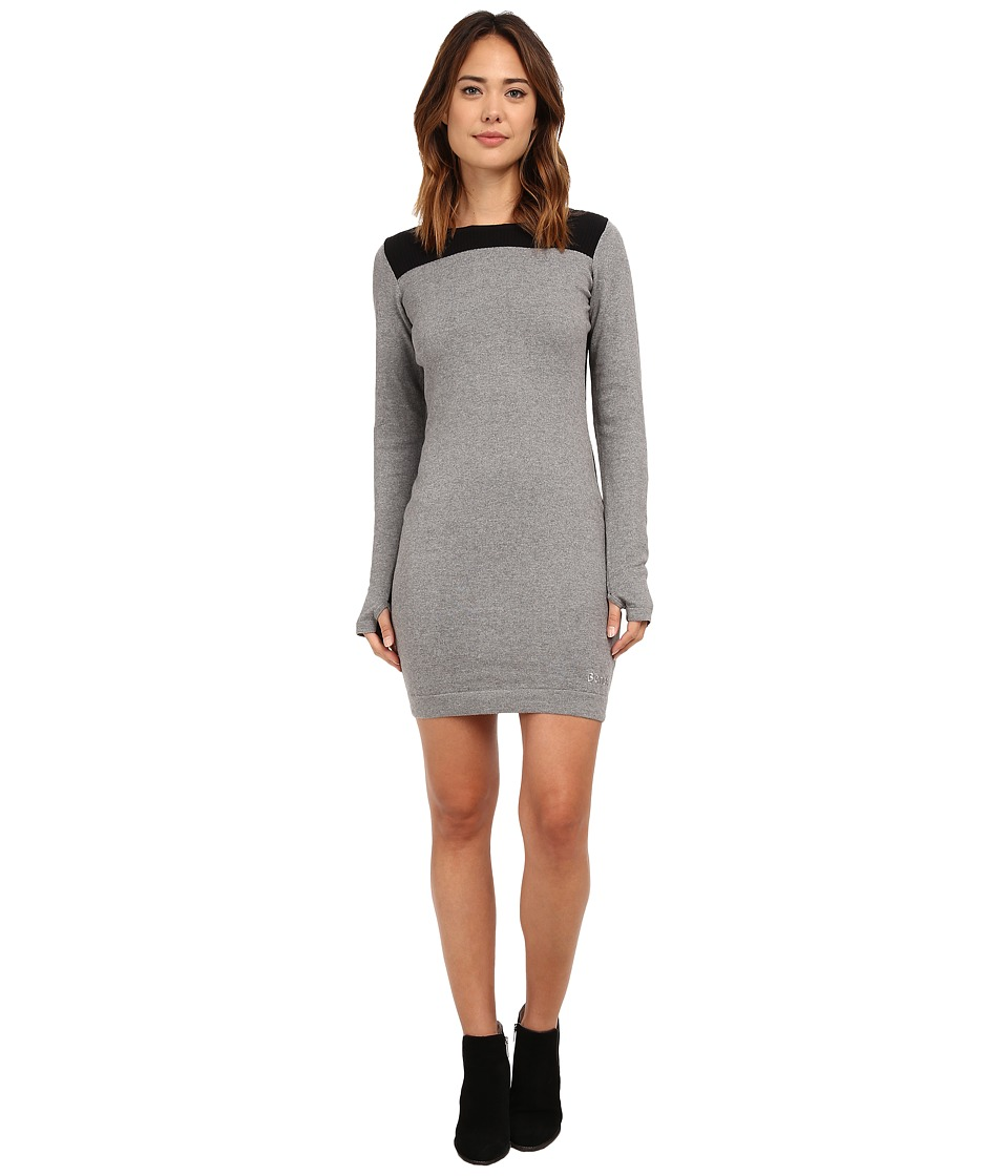 Bench - Straightlace Dress (Stormcloud Marl) Women's Dress