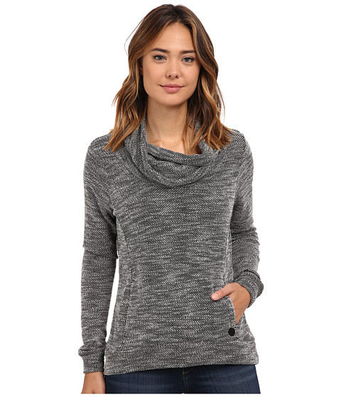Bench - Inject Overhead Sweater (Black) Women's Sweater