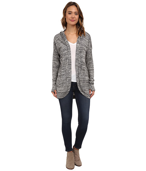 Bench - Aqueduct Cardigan (Dark Shadow Marl) Women's Sweater