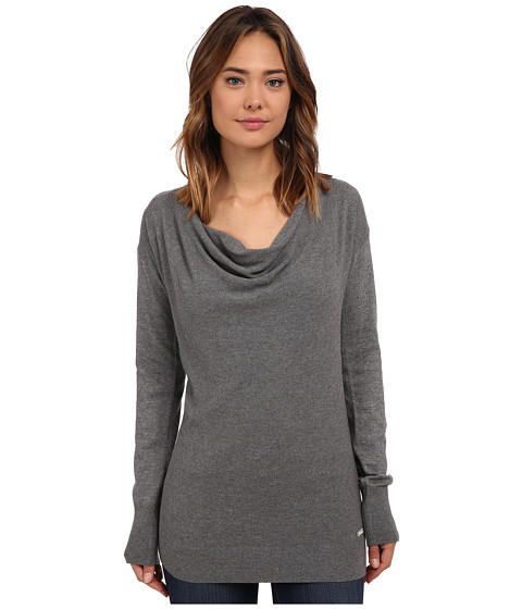 Bench - Ahead Jumper (Stormcloud Marl) Women's Sweater