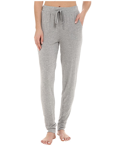 P.J. Salvage - Rayon Basics Lounge Pants (Charcoal) Women's Pajama