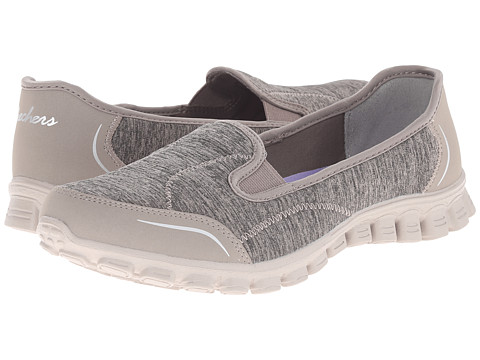 SKECHERS - EZ Flex 2 - Encounter (Taupe) Women's Shoes