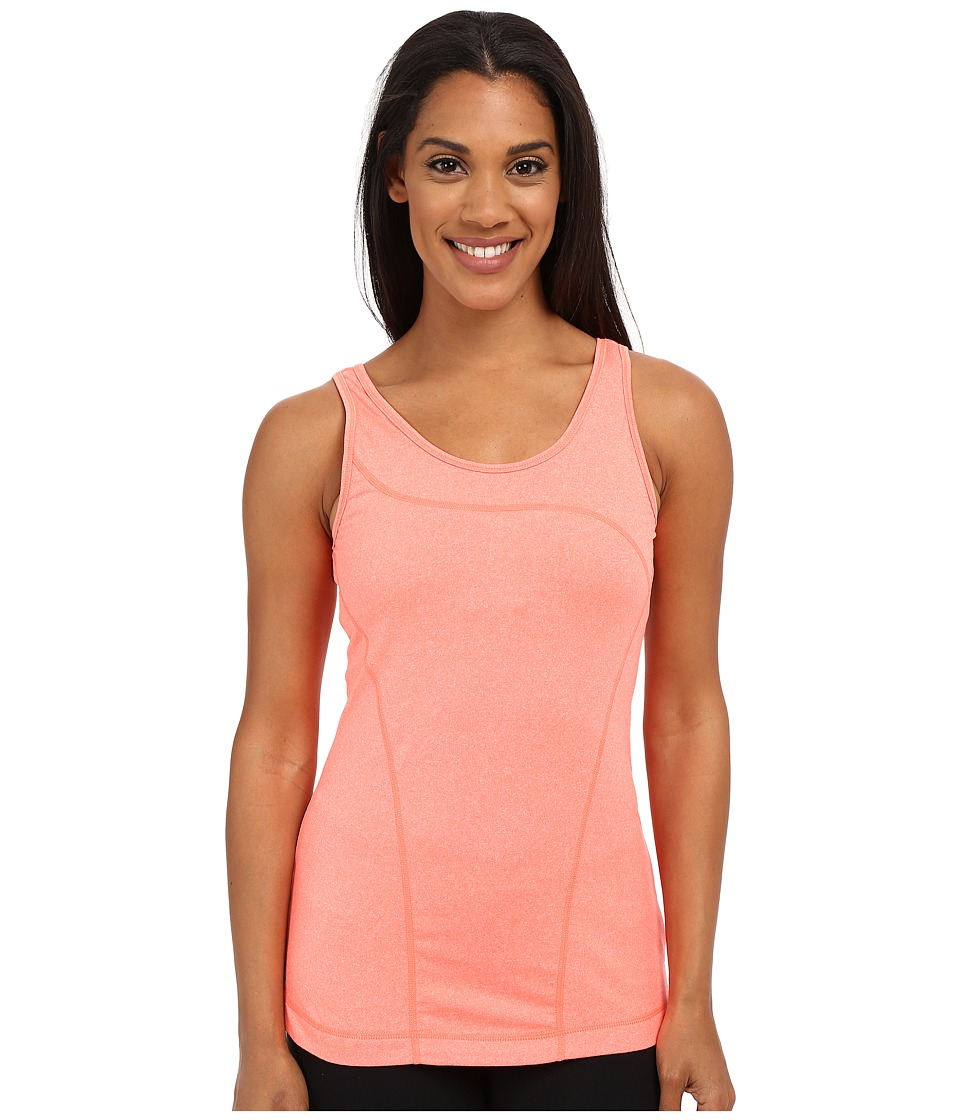 Lole - Nadia Tank Top (Fiery Coral Mix) Women's Sleeveless