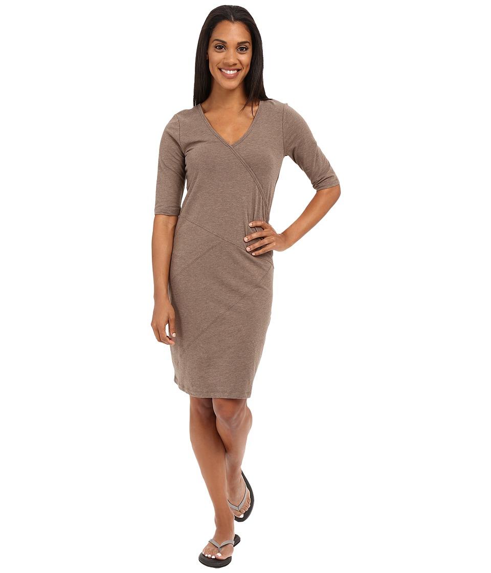 Lole - Perry Dress (Walnut Heather) Women's Dress