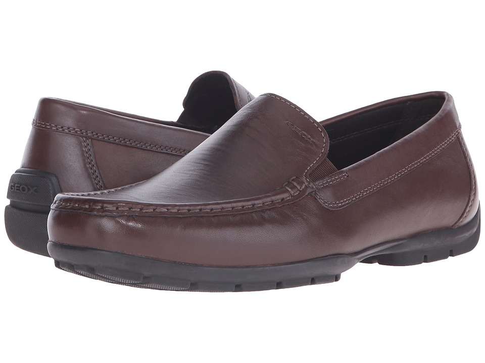 Geox - Mmonetw2Fit4 (Light Brown) Men's Shoes