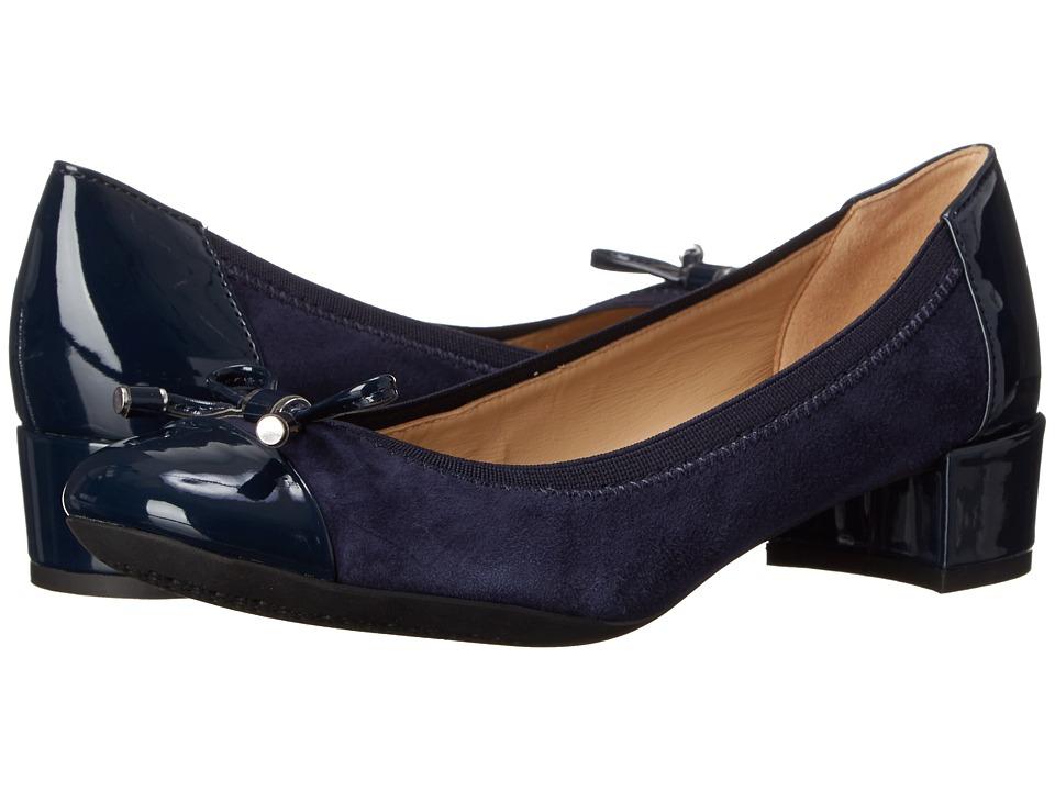 Geox - WCAREY14 (Navy) Women's Shoes