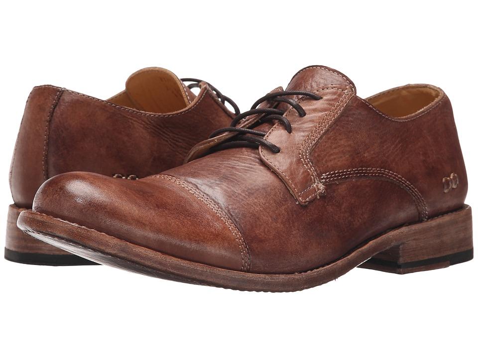 Bed Stu - Genoa (Teak Driftwood Leather) Men's Lace up casual Shoes
