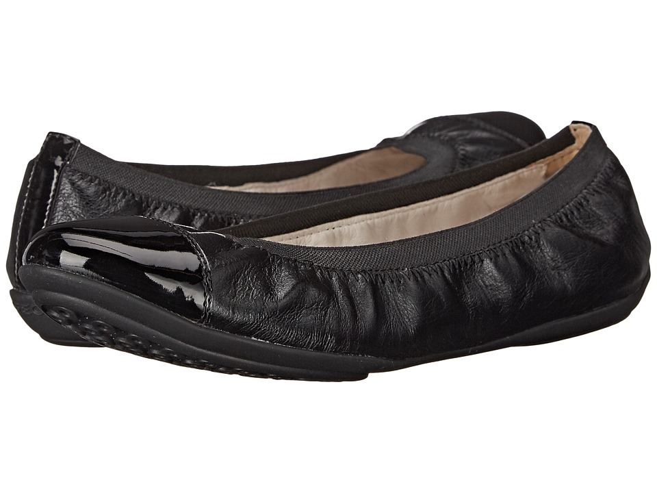 Geox - WCHARLENE24 (Black) Women's Shoes