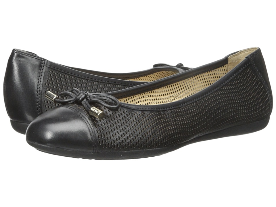 Geox - WLOLA102 (Black) Women's Shoes