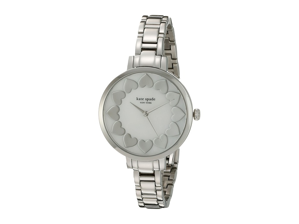 Kate Spade New York - Gramercy - KSW1034 (Silver) Watches