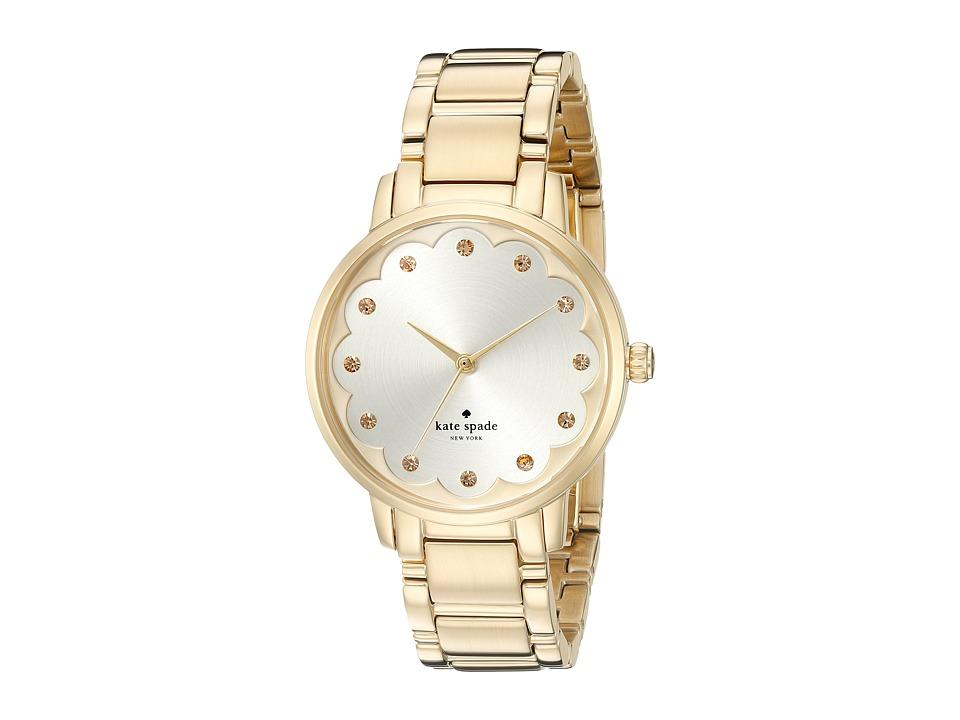 Kate Spade New York - Gramercy - KSW1047 (Gold) Watches