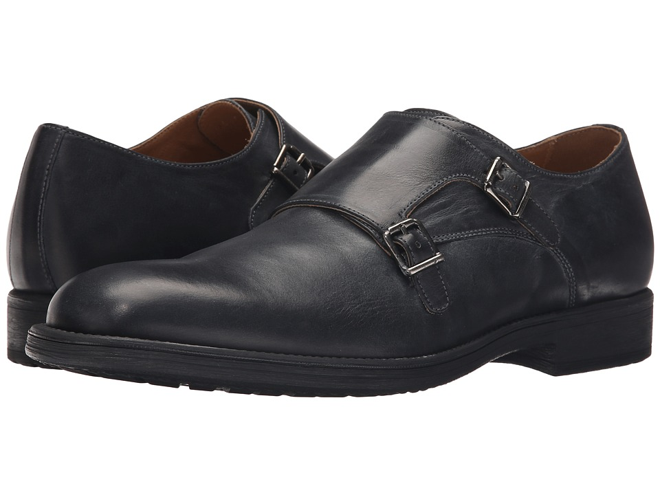 Geox - Mjaylon5 (Black) Men's Slip on Shoes
