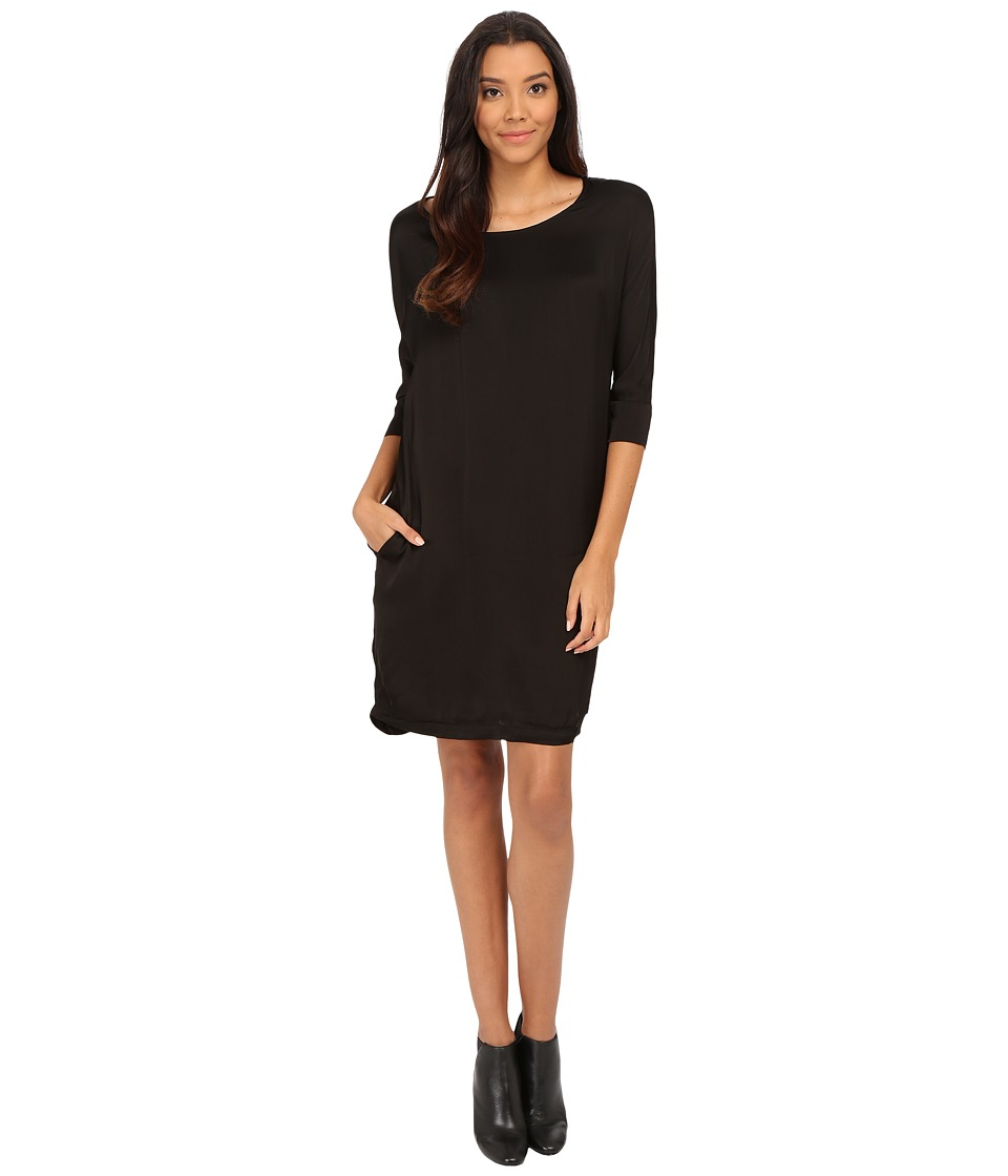 LAmade Georgia Shift Dress (Black) Women
