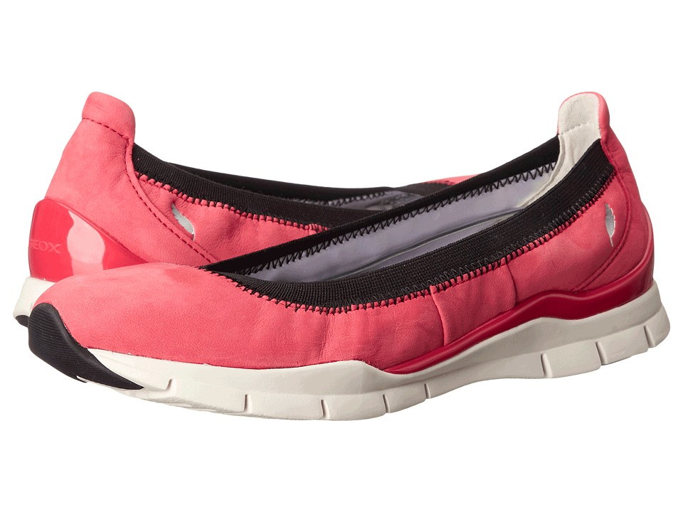Geox - WSUKIE8 (Coral) Women's Shoes