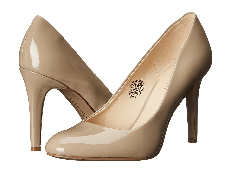 Nine West - Caress (Taupe Synthetic) High Heels