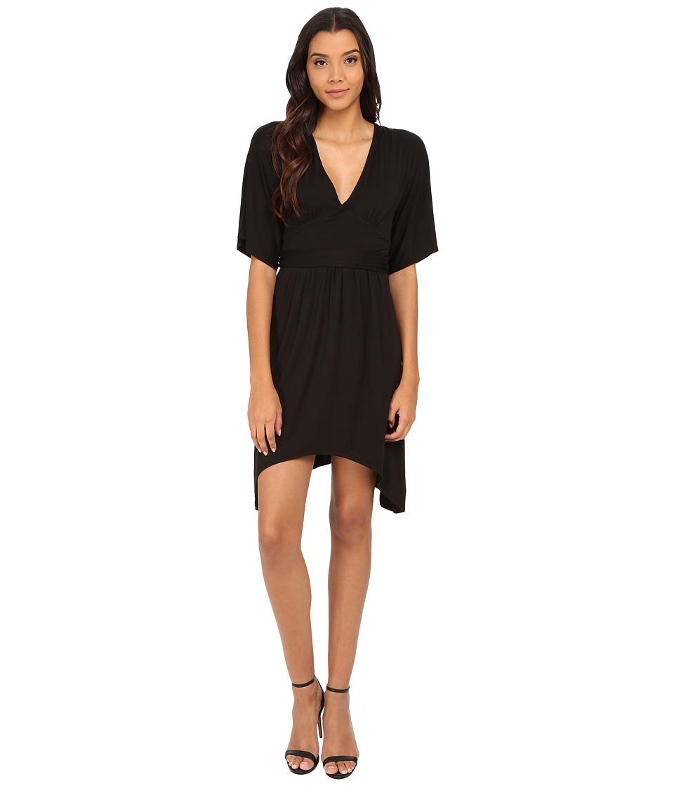 LAmade - Oni Kimono Dress (Black) Women's Dress