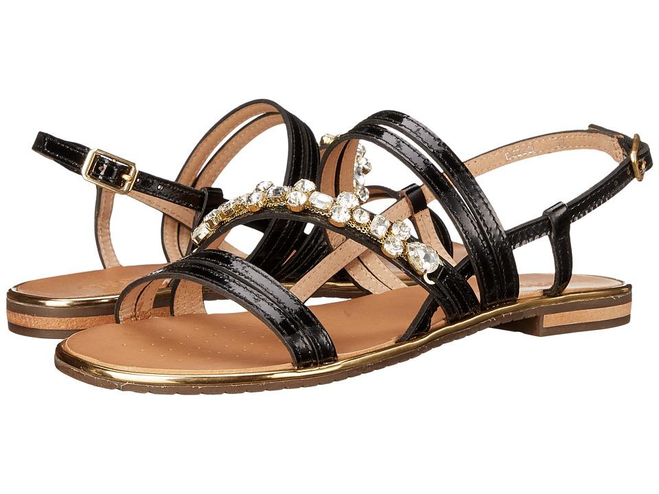 Geox - WSOZY7 (Black) Women's Shoes