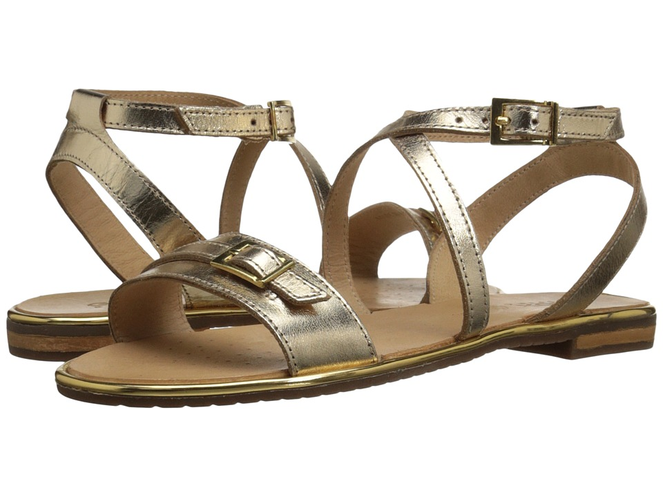 Geox WSOZY8 (Light Gold) Women