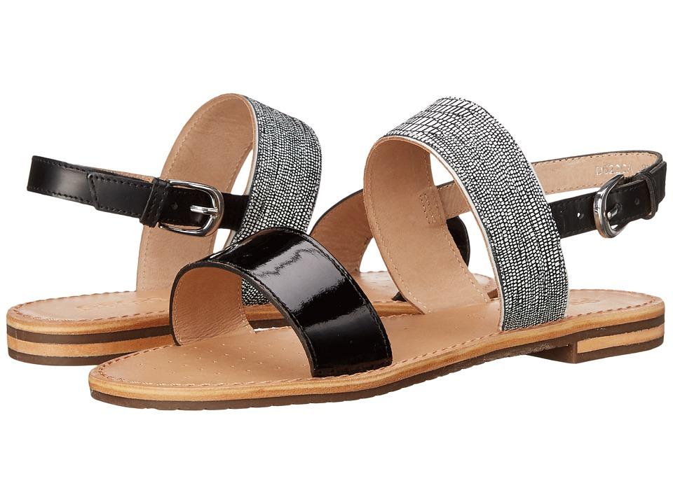 Geox - WSOZY3 (Black) Women's Shoes