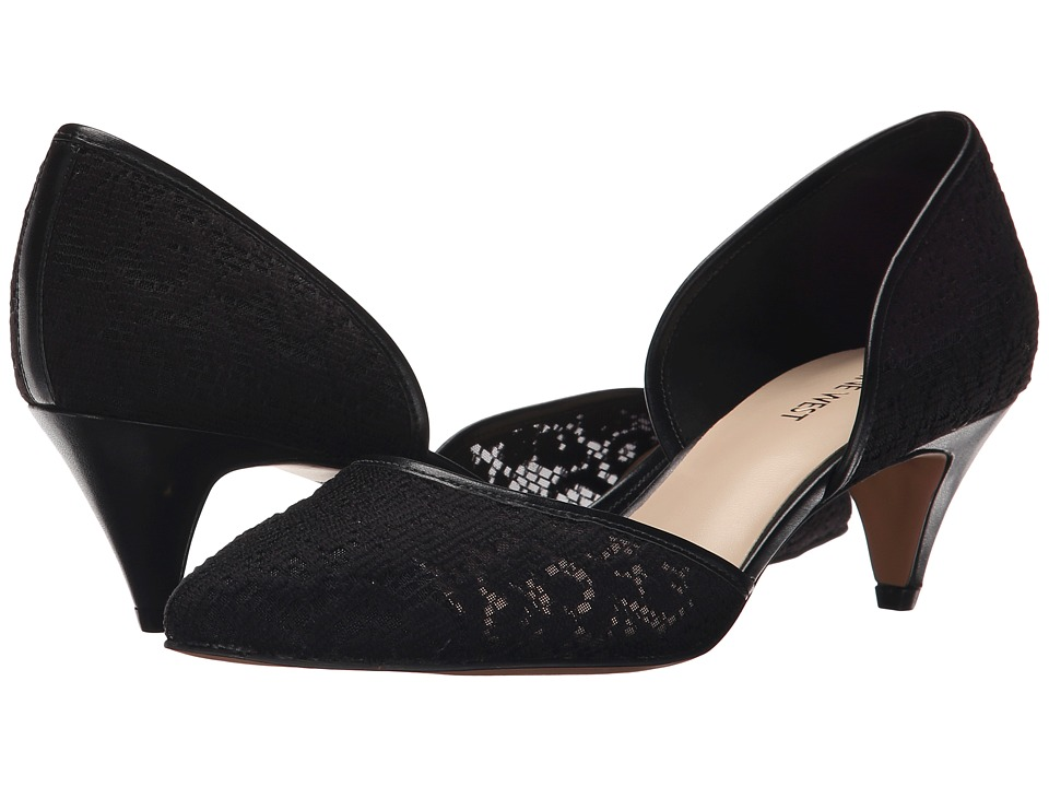 Nine West - Chaching (Black Lace) Women