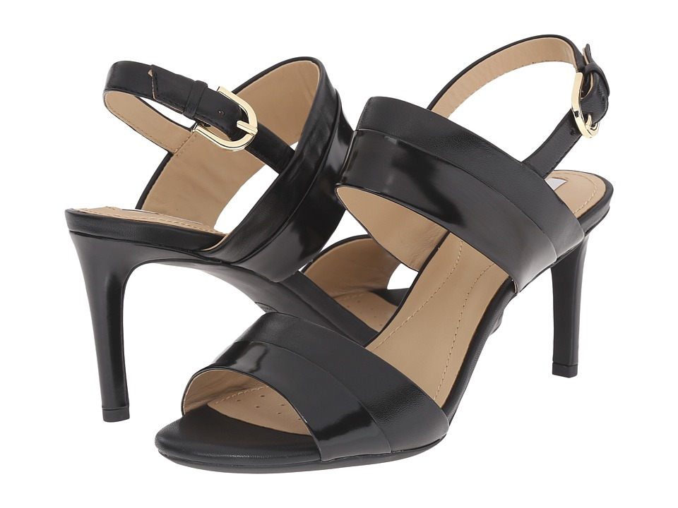 Geox - WAUDIE3 (Black) High Heels