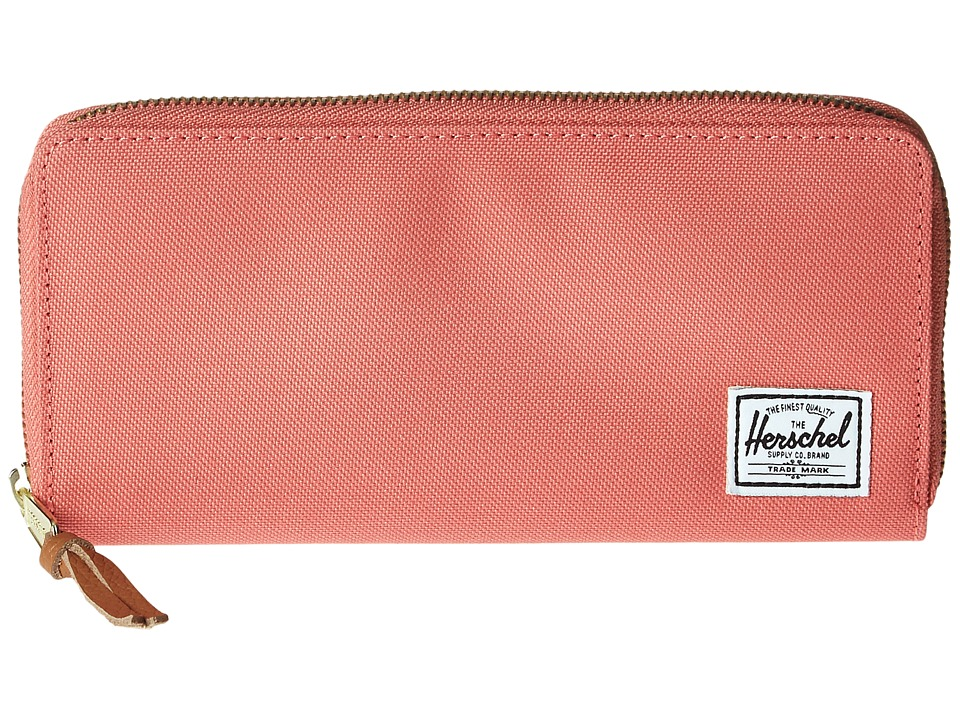 Herschel Supply Co. - Avenue (Flamingo/Navy) Wallet Handbags