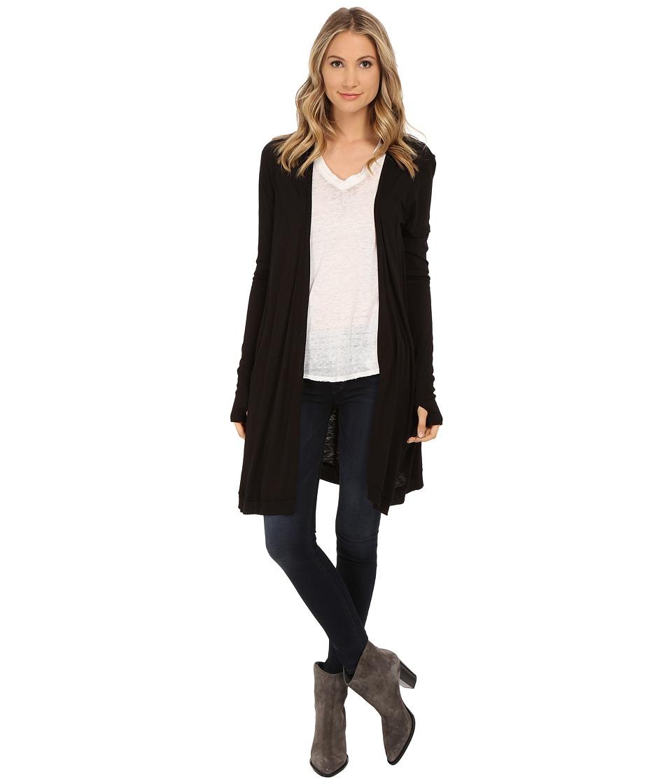 LAmade - Mixed Up Cardi (Black) Women's Sweater