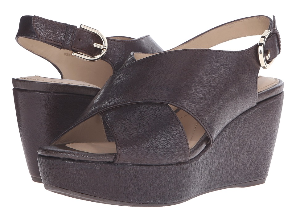 Geox - WTHELMA5 (Coffee) Women's Wedge Shoes