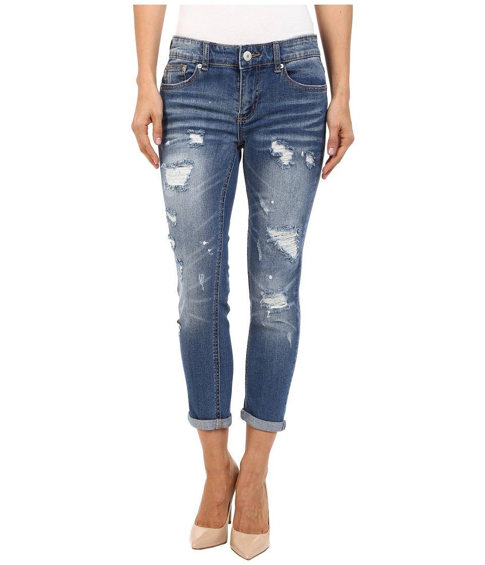 UNIONBAY - Margot Vintage Peg Jeans in Cove (Cove) Women